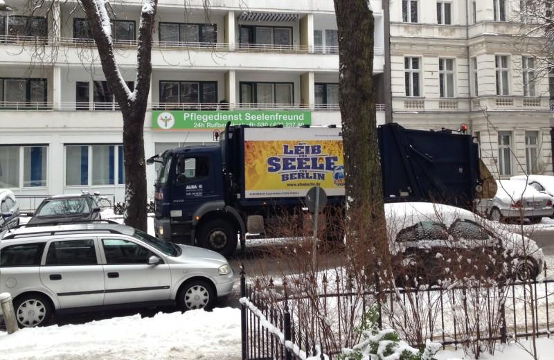 Seelenwanderung in Berlin
